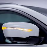 Nissan Qashqai: Detalle retrovisor exterior encendido