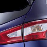 Nissan Qashqai: Detalle piloto trasero