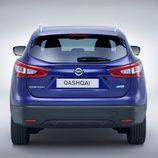 Nissan Qashqai: Vista trasera