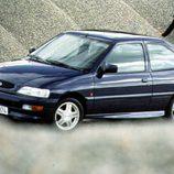 Ford Escort XR3I: Frontal