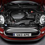 Mini Cooper 2014: Motor del Cooper