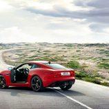 Súbete en el Jaguar F-Type cupé