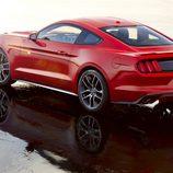 Ford Mustang 2015, zaga poderosa