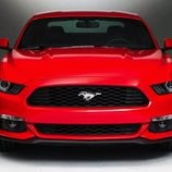 Ford Mustang 2015, plano frontal