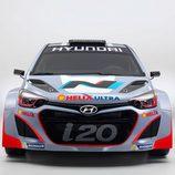 Hyundai i20 WRC frontal