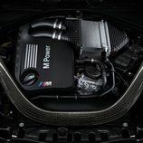 BMW M4: Detalle del impresionante 6 cilindros en línea