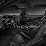 BMW M4: Detalle del interior