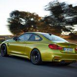 BMW M4: De paseo