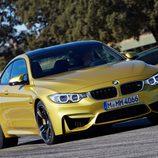 BMW M4: En el circuito