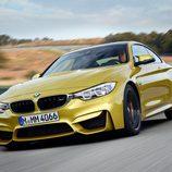 BMW M4: Detalle del frontal