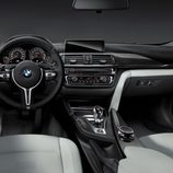 BMW M3: Tablero de abordo