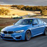 BMW M3: En movimiento
