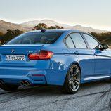 BMW M3: En terreno de guerra