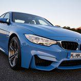 BMW M3: Detalle del perfil
