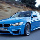 BMW M3: Detall del frontal