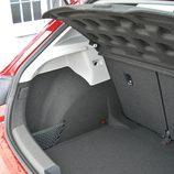 Seat León: Detalle capacidad del maletero