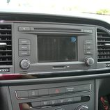 Seat León: Detalle Media System Colour