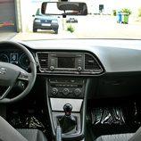 Seat León: Detalle tablero de abordo