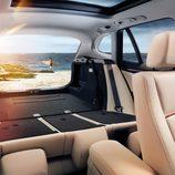 BMW X1 2014, interior versión XDrive 25d