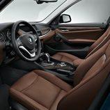 BMW X1 2014, interior versión XDrive 28i