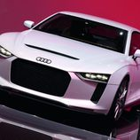 Audi Quattro concept 2010, stand, frontal