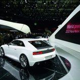 Audi Quattro concept 2010, stand, trasera