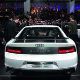 Audi Quattro concept 2010, presentación