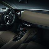 Audi Quattro concept 2010, interior