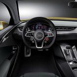 Audi Sport quattro concept 2013, interior