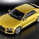 Audi Sport quattro concept 2013, superior