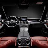 Mercedes-Benz Clase-C 2014 salpicadero