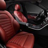 Mercedes-Benz Clase-C 2014 butacas delanteras