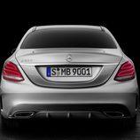 Mercedes-Benz Clase-C 2014, zaga