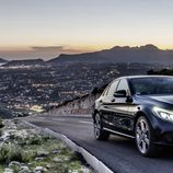 Mercedes-Benz Clase-C 2014, exterior