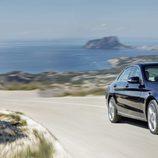 Mercedes-Benz Clase-C 2014, exterior, frontal tres cuartos