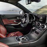 Mercedes-Benz Clase-C 2014 habitáculo delantero