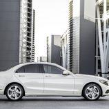 Mercedes-Benz Clase-C 2014, artículo, lateral