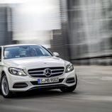 Mercedes-Benz Clase-C 2014, artículo, movimiento, frontal