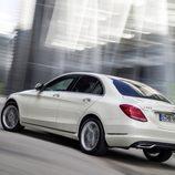 Mercedes-Benz Clase-C 2014, artículo, movimiento, trasera