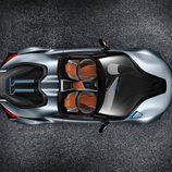 BMW i8 spyder concept 2012, estudio, superior
