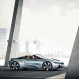 BMW i8 spyder concept 2012, exterior, perfil