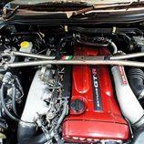 Nissan Skyline GT-R: Detalle del motor