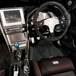 Nissan Skyline GT-R: Detalle tablero de abordo