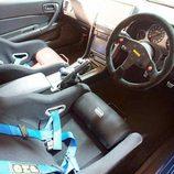 Nissan Skyline GT-R: Desde el lado del conductor