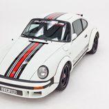 Porsche 911 SC Group 4, superior, 3/4 delantero