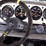 Porsche 911 SC Group 4, detalle volante