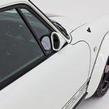 Porsche 911 SC Group 4, detalle retrovisores