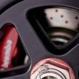 Porsche 911 SC Group 4, detalle llantas