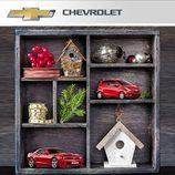 Felicitación navidad 2013 Chevrolet