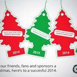 Felicitación navidad 2013 Murphy prototypes
